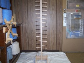 Large Spool Rack